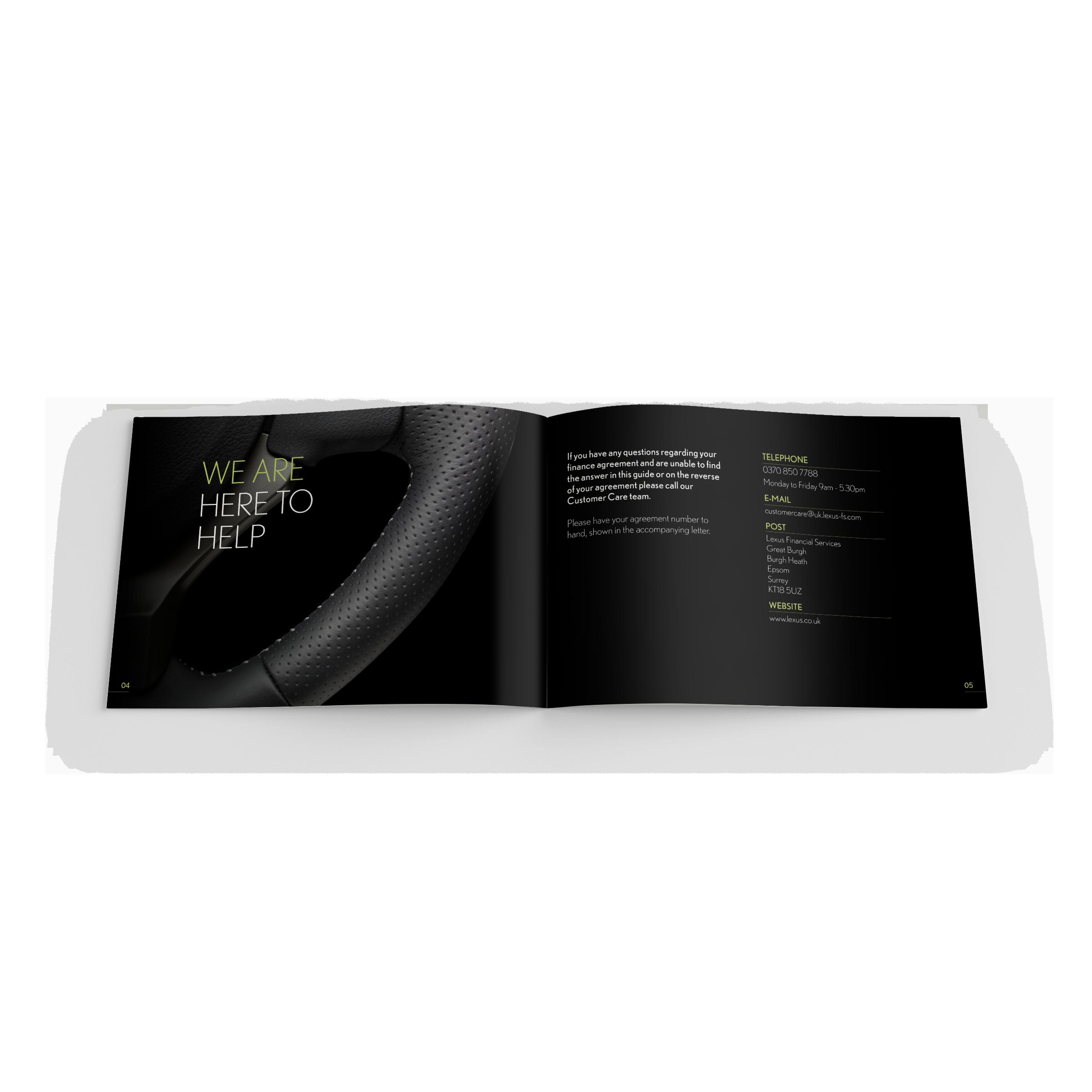 Lexus Financial Services >> Me Him Design Wonderful Creativity Business Acumen